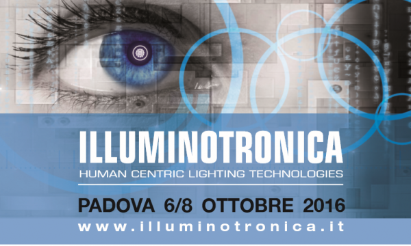 Fiera Illuminotronica 2016