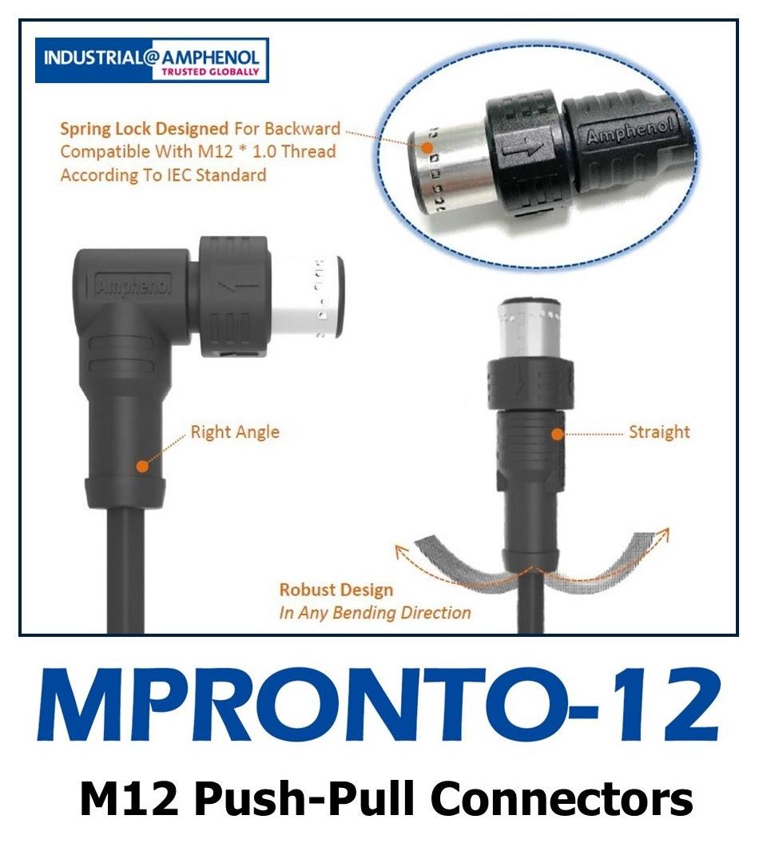 Anphenol Industrial MPRONTO - 12
